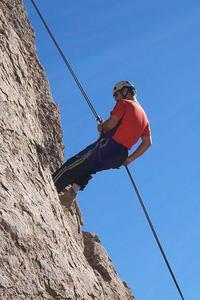 Rappelling With 360 Adventures