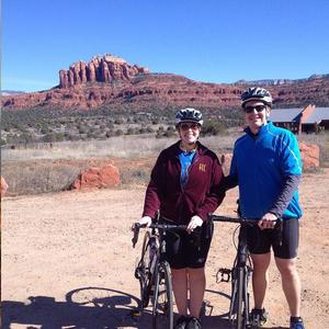 Sedona Road Biking 1