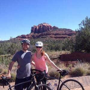 Sedona Road Biking 3