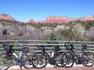 Sedona Road Biking 5