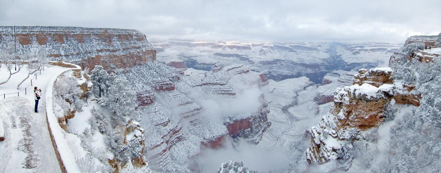 Arizona Winter Adventures: Christmas in the Grand Canyon